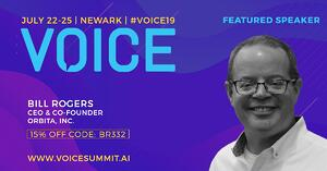Bill Rogers - VOICE Summit 2019