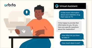 Orbita's intelligent virtual assistants