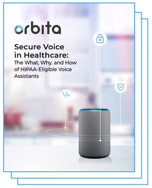 Secure Voice in Healthcare: The What, Why, and How of HIPAA-Eligible Voice Assistants