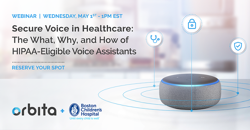 Sign up for our upcoming webinar on May 1, 2019!