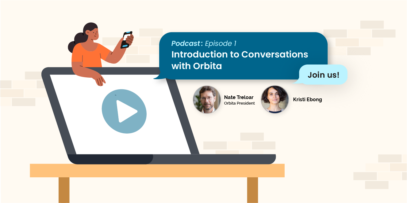 Conversations with Orbita, Episode 1: The Patient Experience and Conversational AI