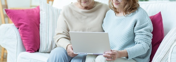 7 Online Resources To Help Caregivers